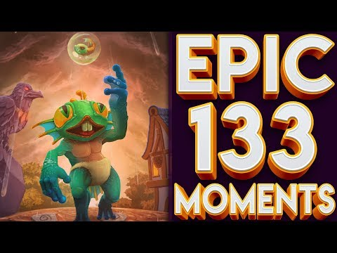⚡️Heroes of the Storm  Epic Moments #133