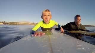 O Dog's Christmas Break Surf Session