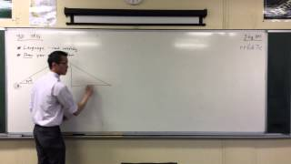 3-Dimensional Trigonometry: Introductory Example (1 of 2)
