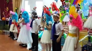 Танец ((НОССА на русском языке))) Село Кордай.