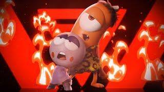 Spookiz | Dancing On Fire | Funny Cartoon | 스푸키즈 | Kids Cartoons | Videos for Kids