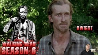 The Walking Dead Season 6 Episode 7 – Who is Dwight? Explained!