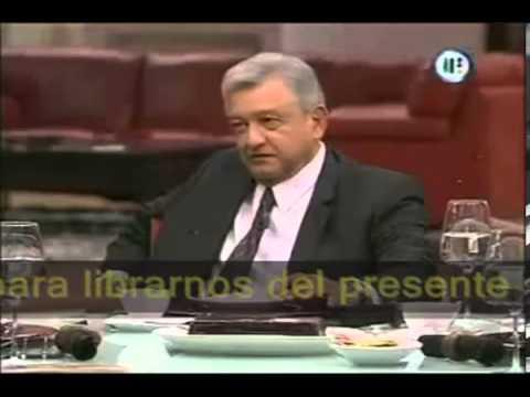 Testimonios Cristianos Manuel Lopez Obrador, Ernesto D'Alessio, etc