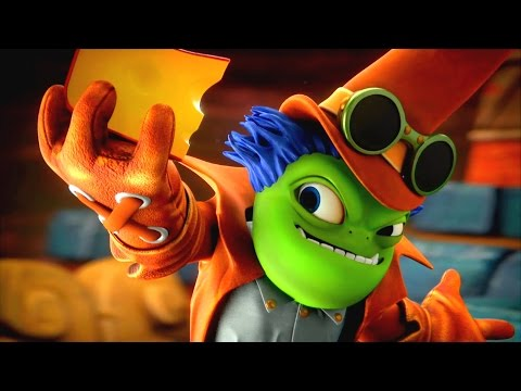 Skylanders: Trap Team - Smelly Cheese - Part 26