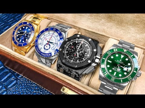 My Favorite Luxury Sports Watches