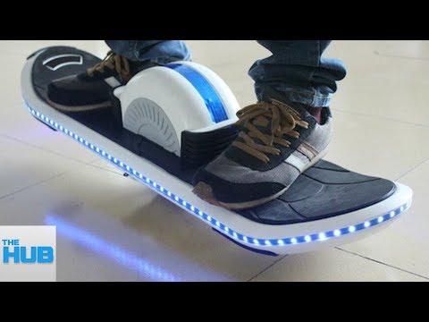 10 Futuristic Methods Of Transportation