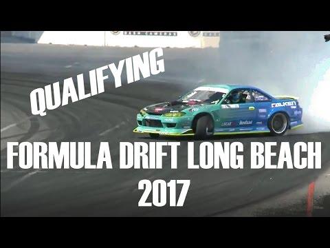 Formula Drift 2017 Round 1: Long Beach [Qualifying Supercut by EseTioRaro]