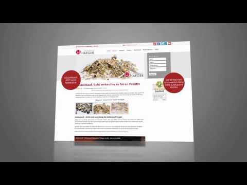 Goldankauf Haeger: Jetzt Gold und Silber verkaufen