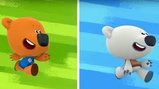 Ми-ми-мишки - Детские песенки (МУЛЬТ) - мультики про животных