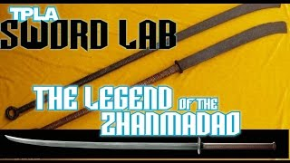 Sword Lab: Legend of the Zhanmadao (response to Metatron) Mp3
