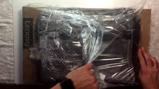 Розпакування Lenovo IdeaPad 110-15ACL (80TJ00F4RA) Чорні з Rozetka.com.ua