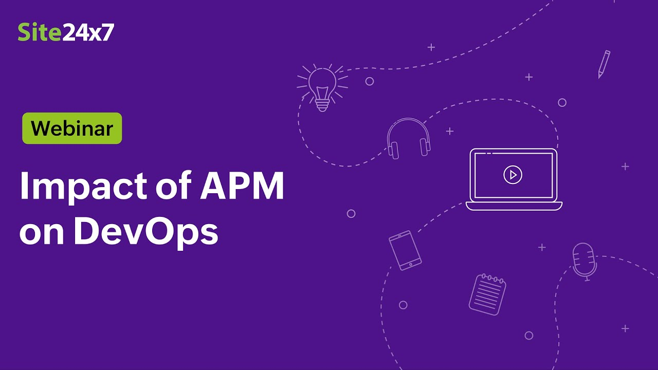 [Webinar] Impact of APM in the DevOps journey