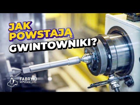Jak Powstają Gwintowniki? - Fabryki W Polsce