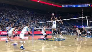BYU vs UCLA MVB (4/7/18)