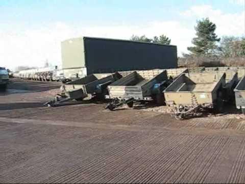 Sale Of Ex British Military Equipment