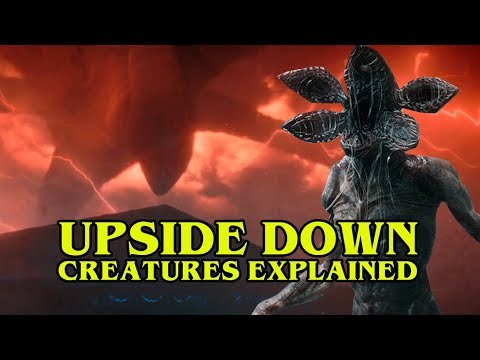 STRANGER THINGS 2 | Upside Down Creatures Explained