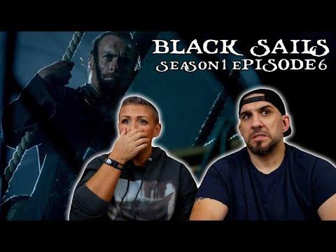Download Black Sails Season 1 Episode 6 'VI.' REACTION!!