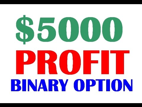 $5000 Porift Live Trading Options with Robot - View my Settings