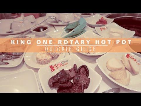 Quick Guide King One Rotary Hot Pot | Travel Vloggers | Shabu Shabu