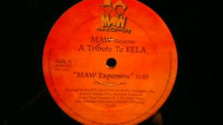 MAW Presents a Tribute To Fela .MAW Expensive.MAW Records.