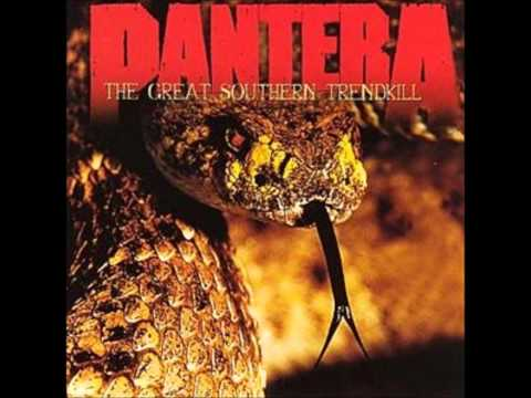 Pantera  The Great Southern Trendkill Lyrics in description
