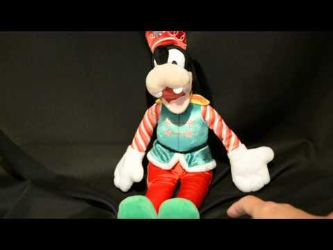 Hallmark Musical Disney Goofy