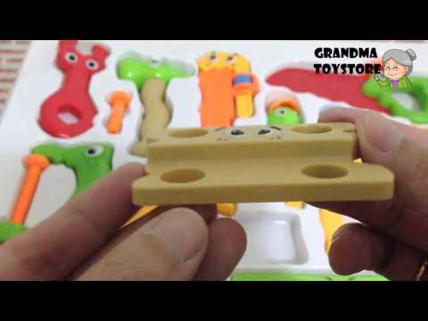 unboxing-toys-review/demos---prt-4-cartoon-tools