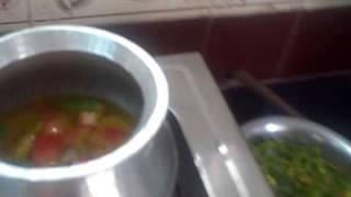 Srirangam Radhu Lime Rasam 1