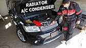 Dodge Journey Radiator Replacement Youtube