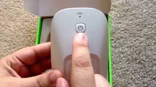 WeMo Switch From Belkin WiFi Enabled Power Plug Unboxing 10-1-13