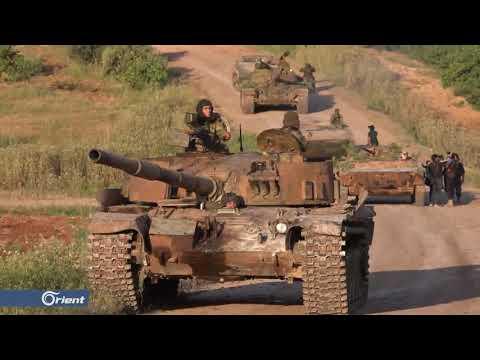 رغم فارق العدد والعتاد ,,, الفصائل تتصدى للميليشيات الطائفية على جبهات الشمال السوري  - 20:53-2019 / 6 / 6