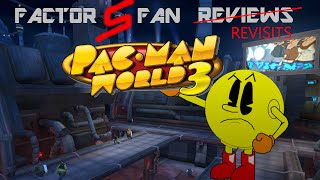 Factor5Fan Revisits: Pac-Man World 3 (PS2, GameCube, Xbox)