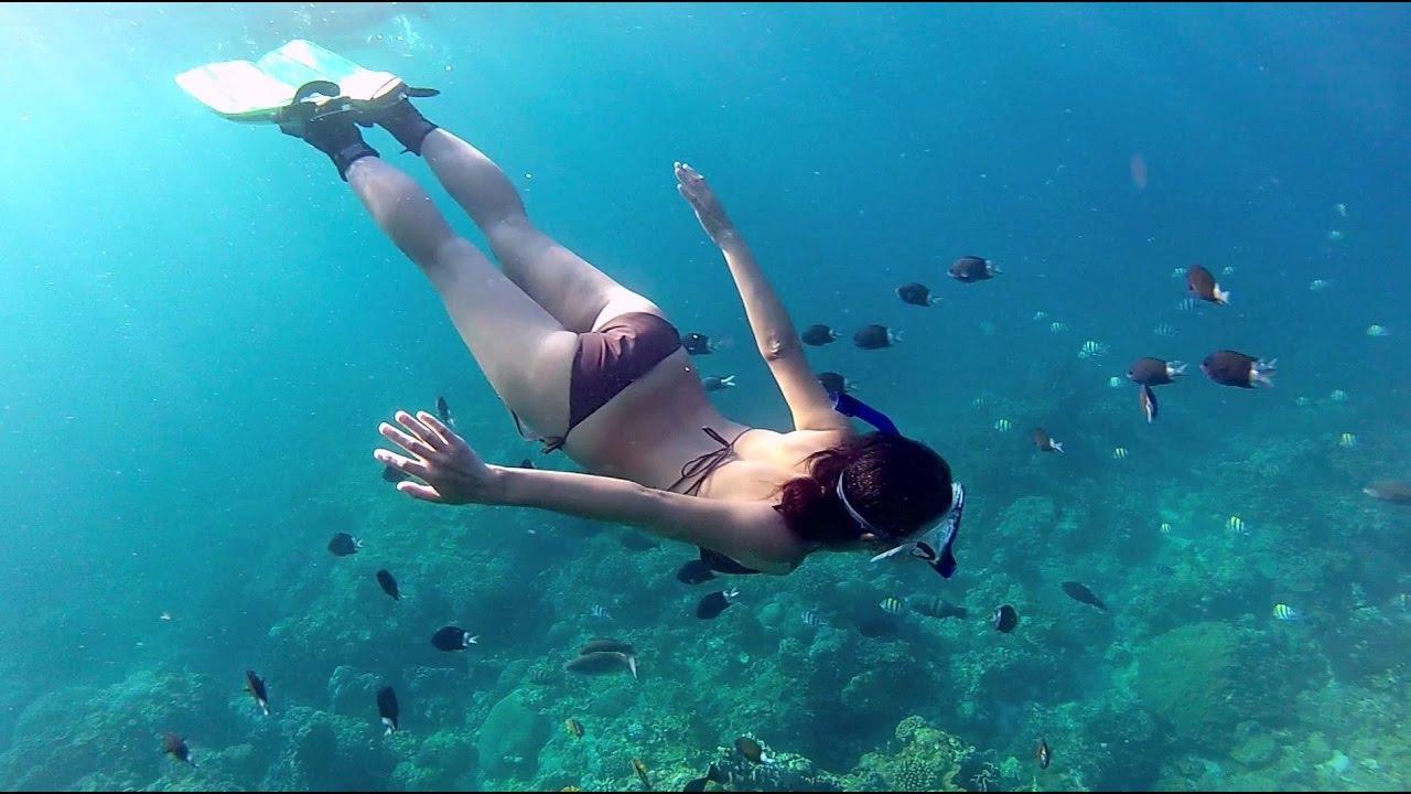 пробовал фото под водой без купальника набухавшись пришла