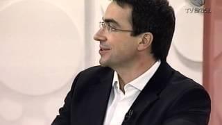 Atriz Cláudia Raia e Padre Fábio de Melo - Sem Censura (11/04/2012)