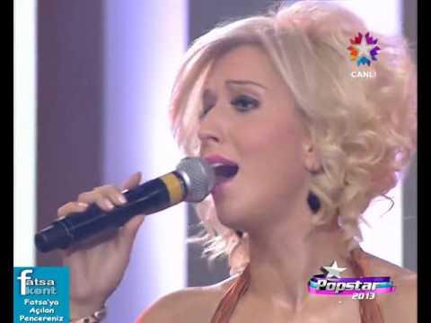 Ahsen Erkli & Ayça Bingöl-Vurgun (Popstar 2013)