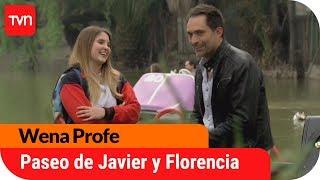 Florencia revive su infancia con Javier | Wena Profe - T1E24