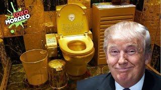 Las 7 Cosas más Lujosas que Tiene Donald Trump | DeToxoMoroxo