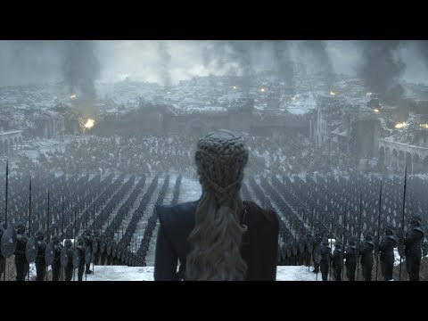 Daenerys' Victory And Tyrant Speech - Game Of Thrones Season 8 E6