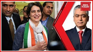 Gandhis' Family Friend Rajiv Desai On Priyanka Gandhi's Entry Into Politics | Countdown With Rajdeep