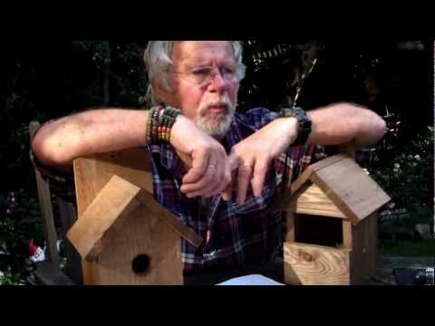 Which nest box should I choose? And when should I put up a nest box? #AskBillOddie