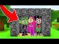 Minecraft : We Trapped THE TEEN TITANS GO! (Ps3/Xbox360/PS4/XboxOne/PE/MCPE)