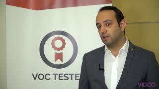 Gambar cover VOC TESTER Yazılım Sistemi Kullanıcı Görüşü TOBB MEYBEM Sn Ahmet Saygın Baban