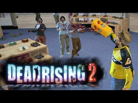 DEAD RISING 2 - Conferindo o Remaster do Game! (PS4 Gameplay)