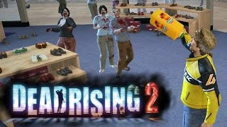DEAD RISING 2 - Conferindo o Remaster do Game! (PS4 Gameplay)