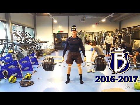 Espoo Blues U20 2016-2017 In-Season Training Montage