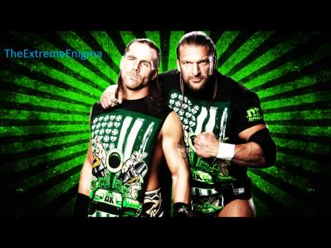 D-Generation X 5th WWE Theme Song