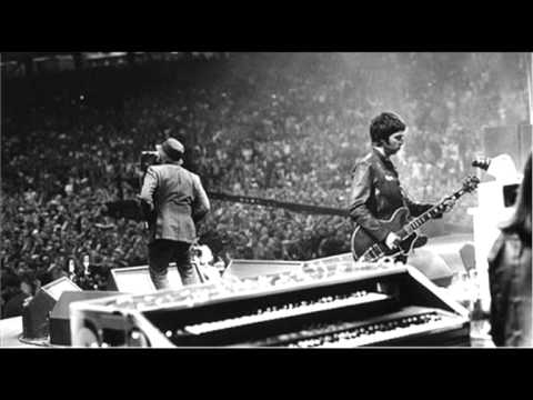 Oasis - My Big Mouth LIVE [2009] The Eden Project AUDIO