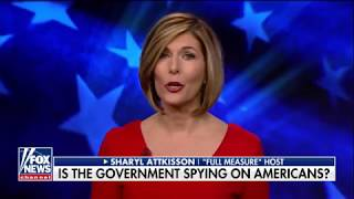 Sharyl Attkisson on journalism  6 Feb 2018 with Tucker Carlson - Fox News
