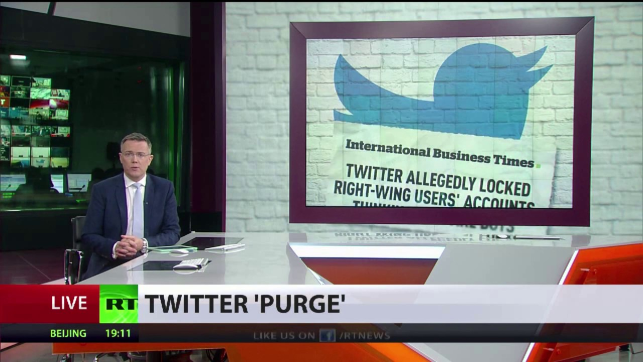 Some US Twitter users say their accounts blocked in 'bot purge'