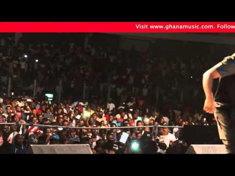 Fuse ODG - Performance at Sarkology release concert   GhanaMusic.com Video